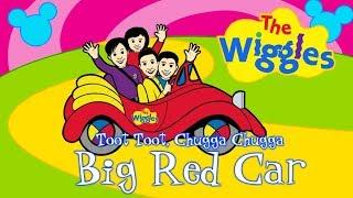 The Wiggles (Taiwan) - Big Red Car