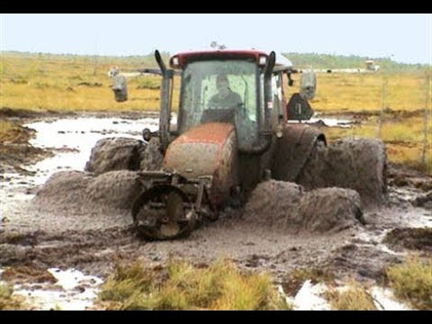 Best Of Amazing Tractors Stuck In Mud