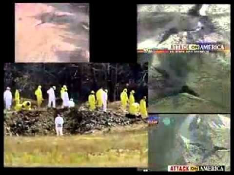 9/11 Flight 93 Shanksville, No Plane! No Crash!