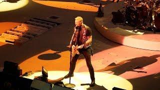 Metallica | Moth into flame Live| Drones show| Torino 2018 |