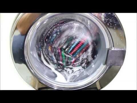 Teppichwäsche 60°C Waschmaschine Bosch V 449