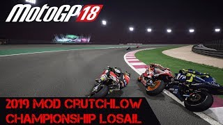 Motogp 2019 Mod Cal Crutchlow Championship Round 1 Qatar (Motogp 18)