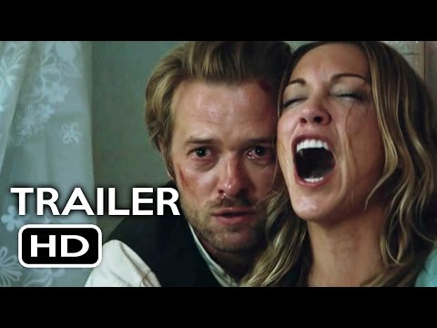Thumbnail: The Wolves at the Door Official Trailer #1 (2016) Katie Cassidy Horror Movie HD