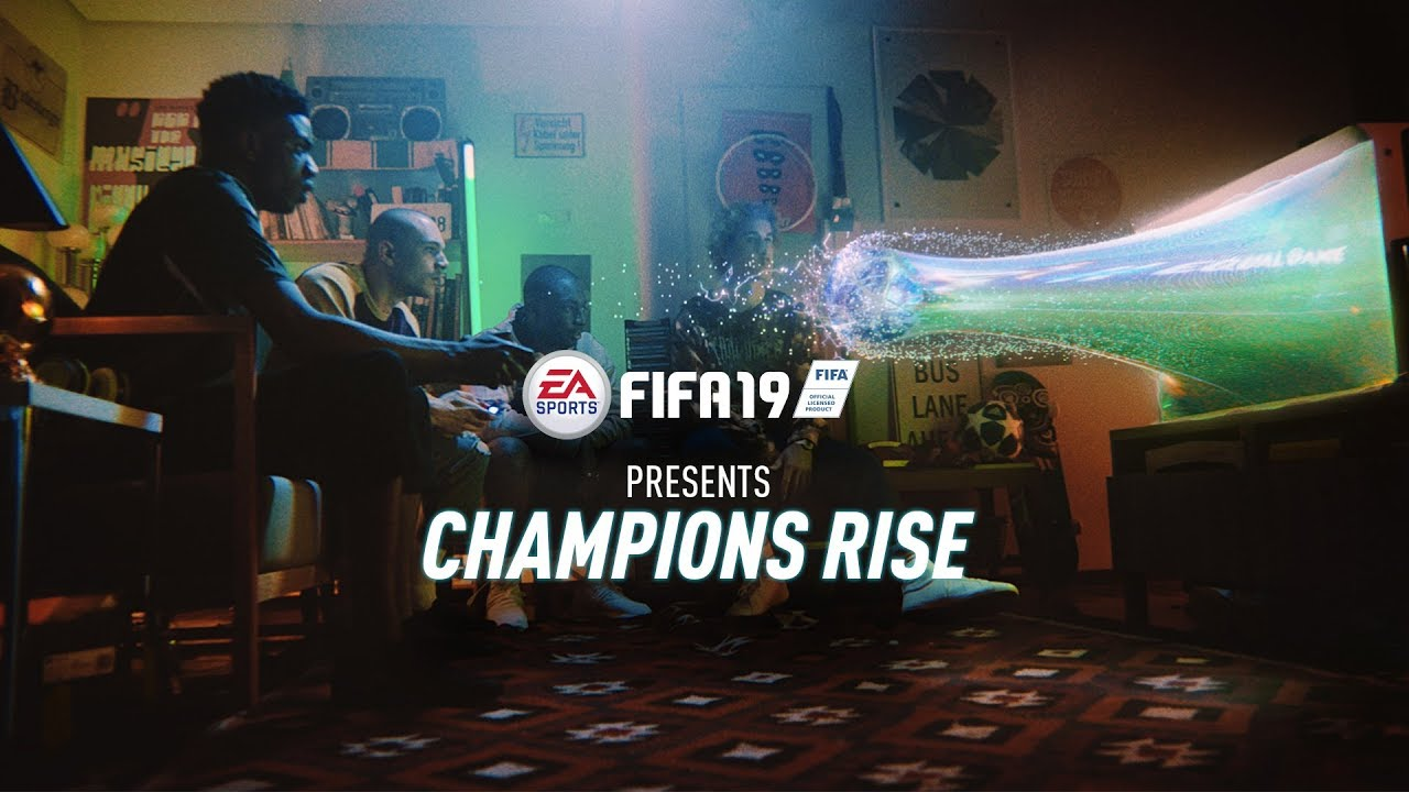 FIFA 19 | Champions Rise | Official Launch Trailer Galerisi