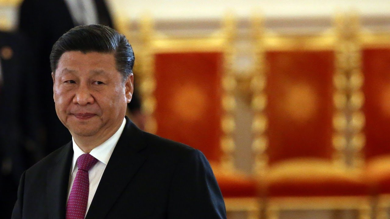 Major leak 'exposes' members and 'lifts the lid' on the Chinese Communist  Party - YouTube