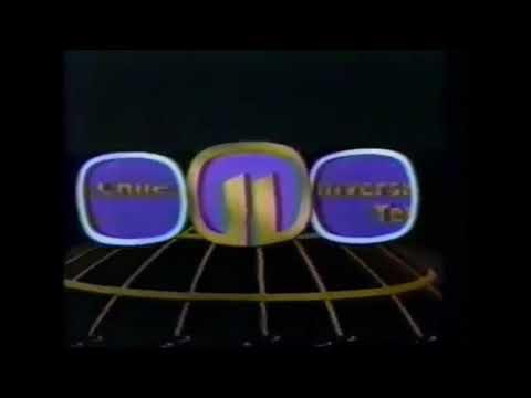 Evolución de las cabeceras de Chilevisión Noticias 1983 - 2018