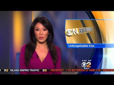 Sharon Tay 2015/06/01 CBS2 Los Angeles HD