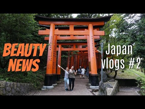 BN JAPAN VLOGS #2 - Kyoto
