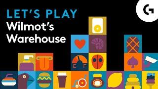 GET ORGANISED! - Let's play Wilmot's Warehouse