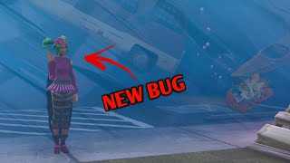 GET INTO THE ICE! NEW GLITCH FORTNITE!