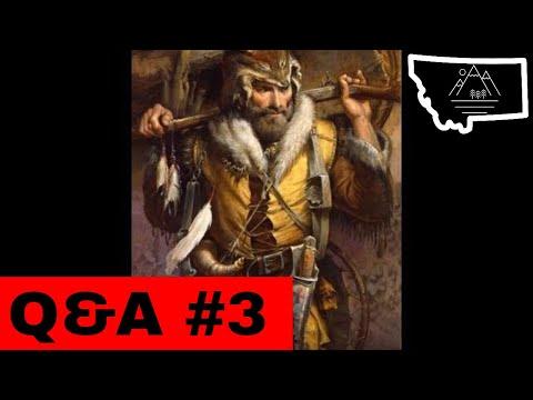 Q&A 3 John Colter