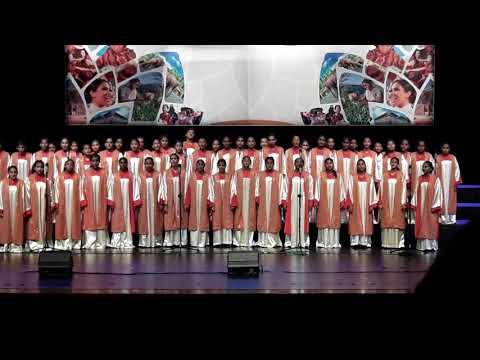 Ladies' College Choir @ The Asia Pacific Choir Games 2017
