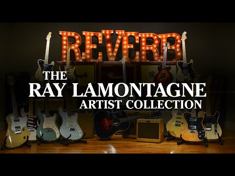 Ray LaMontagne Artist Collection on Reverb