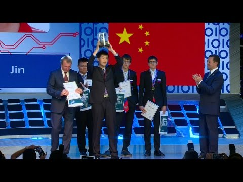 The closing ceremony of the 28th International Olympiad in Informatics  vol. 2