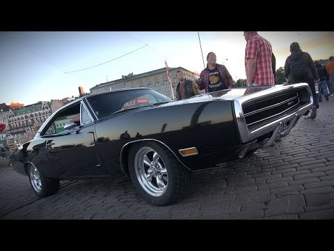 1970 Dodge Charger 500 572 Hemi – insane V8 and exhaust sound!