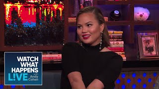 Chrissy Teigen On Khloe Kardashian And Kylie Jenner's Pregnancies | WWHL