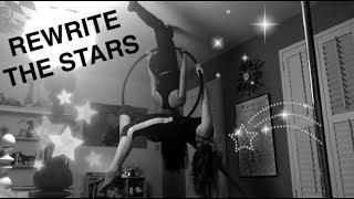 Prinxiety Animatic- Rewrite The Stars (winged!Virgil) | Česko Video