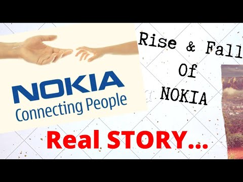 Watch the rise and fall of Nokia. From being the market leader to getting attack by Apple iPhone and.
