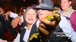 FIESTA SAN JUAN BAUTISTA   POMABAMBA -  ANCASH -  PERU  2017   CANTA: SHILLCO SHILLCO
