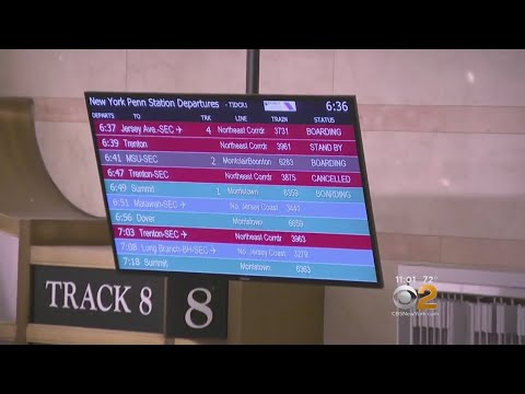 More Problems At Penn Station