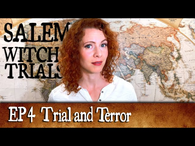 Villains and Virgins 4: Salem Witch Trials - Trial and Terror