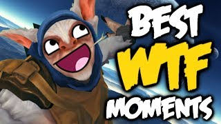 Dota 2 Best WTF Moments 2017