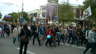 Симферополь 2014 Первомайская демонстрация Часть 1(, 2014-05-01T13:53:27.000Z)