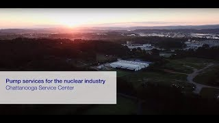 Sulzer cutting edge pumping solutions for the nuclear power industry