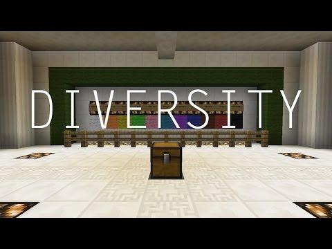 Прохождение карт в Minecraft. Diversity Часть 1. Лучшая карта в Minecraft 1.5.2