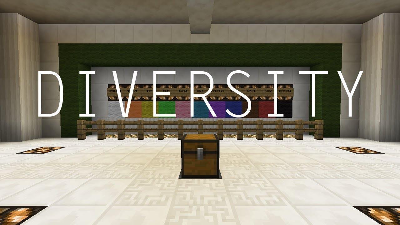 скачать diversity 2 на майнкрафт 1.6.4 бесплатно