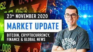 Bitcoin, Ethereum, DeFi & Global Finance News – November 23rd 2020