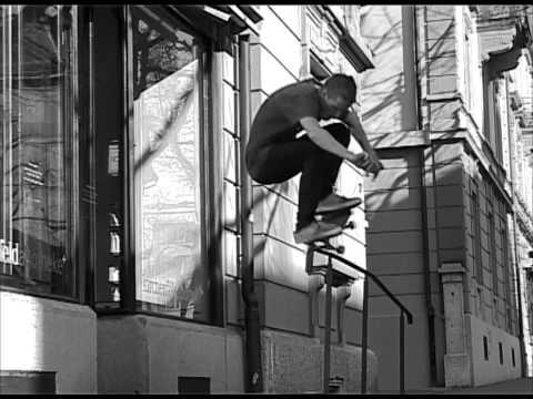 Bearings - a film about skateboarding in Bern
