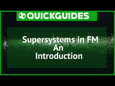 FM18 Introduction to