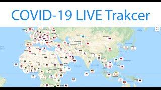 COVID-19 Google Map Tracker - Coronavirus API | React Tutorial