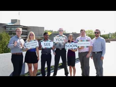 Welcome To Trent University!