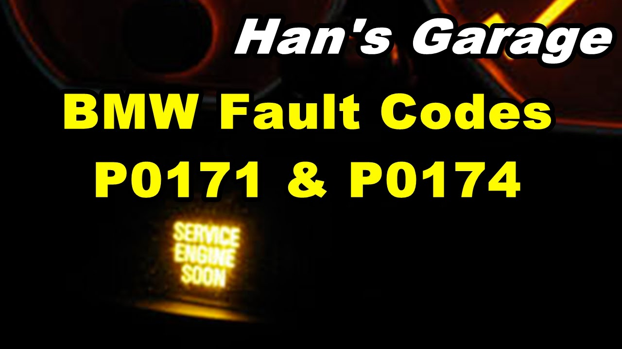 hight resolution of bmw most common vacuum leaks p0171 p0174 fault codes explained youtube