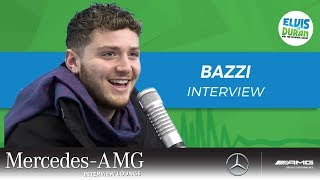 Bazzi Wrote for K-pop Groups to Start His Music Career | Elvis Duran Show Video