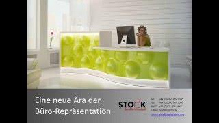 Stock Empfangstheke Pearl Das Neue Empfangsthekendesign Aus Deutschland