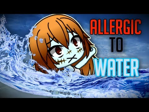 GIRL ALLERGIC to WATER gets DROWNED!!! - Original Gachaverse - Gacha Life short/mini movie *SAD*