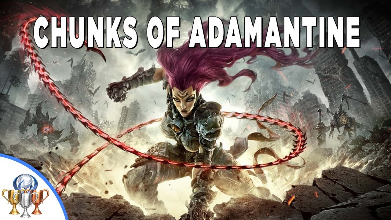 Darksiders 3 Guide – Where To Find Chunks of Adamantine And