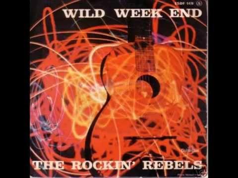 Telstar  Rockin' Rebels