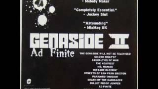 Genaside ii feat Tricky - Paranoid Thugism