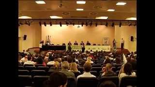 Seminário Estadual de Saneamento Ambiental é realizado na ALESC