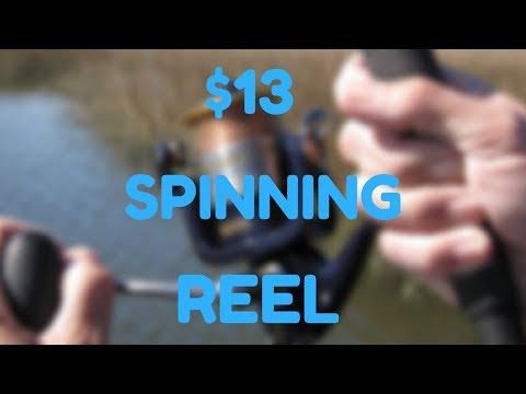 13 Dollar Spinning Reel??? BPS Quick Draw