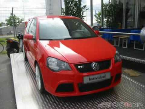 vw polo tuning 4 youtube. Black Bedroom Furniture Sets. Home Design Ideas