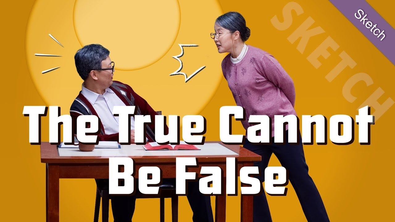 """Christian Video """"The True Cannot Be False"""" 
