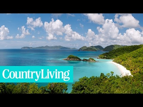 The US Virgin Islands Will Pay You to Take a Vacation in 2017!
