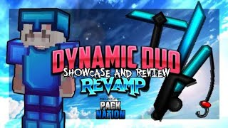 Dynamic Duo Revamp 128x 1.8.9 PVP Texture Pack - Best UHC PvP Texture Pack 2020