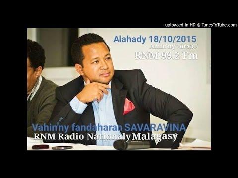 SAVARAVINA Radio Madagasikara 99.2 FM