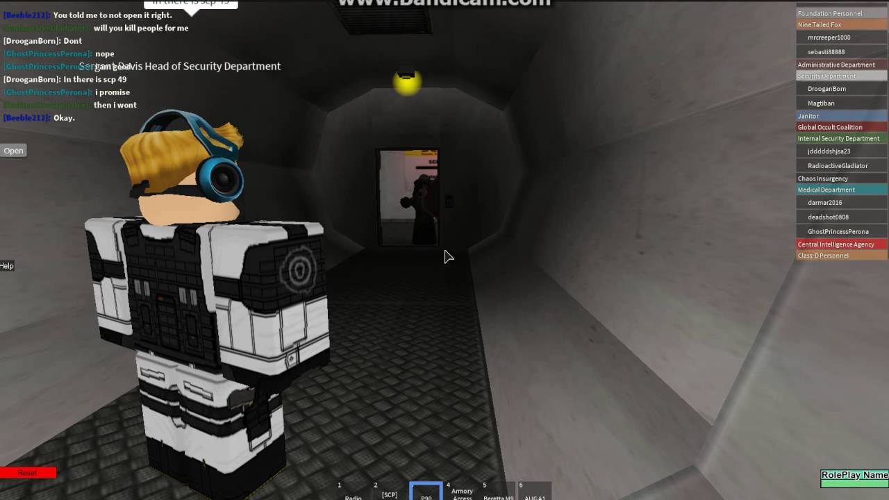 Roblox Scp Site 61 Short Scp 049 Youtube
